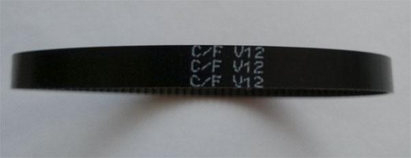 Ремень (X-belt) на SummaCut D60/D120 | Колористика