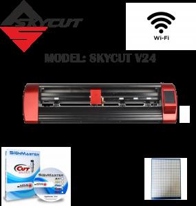 Skycut V 24